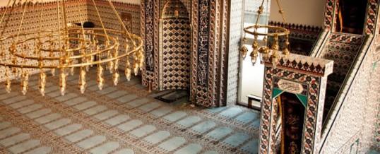 Tag der offenen Moschee am 3. Oktober