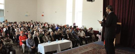 Bilder der Veranstaltung zum Geburtstag des heiligen Propheten