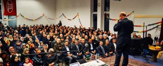 Ömer Döngeloğlu Konferenz