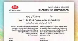 Dini Nikah Belgesi