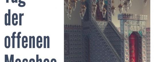 Tag der offenen Moschee 2019