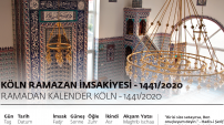 Ramadankalender Köln – 1441/2020